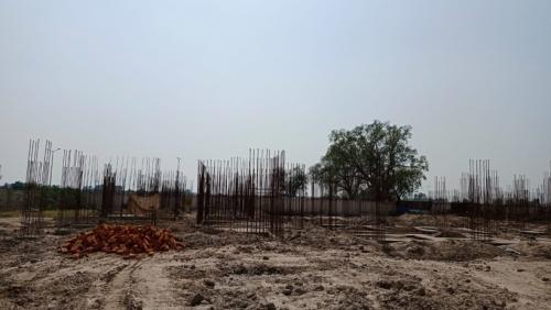 Hostel Block H1 – soil filling work completed 14.06.2021.png