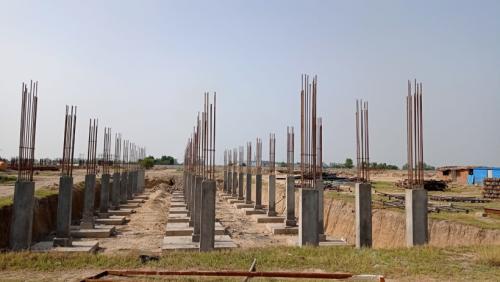 HVAC PLANT ROOM -  column casting works in completed 14.06.2021.png