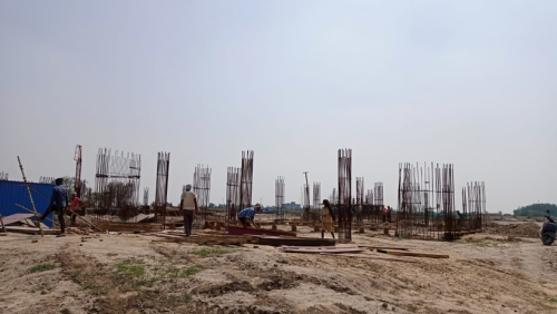 INCUBATION – soil filling work in completed 14.06.2021.png