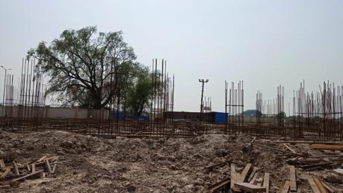Hostel Block H3 – soil filling work Completed 14.06.2021.png