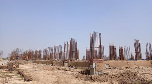 Faculty & Admin block – grade slab works in progress 22.06.2021.png