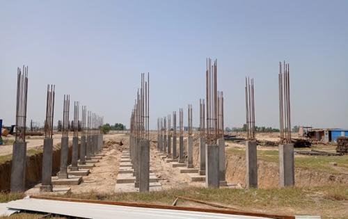 HVAC PLANT ROOM -  column casting works in completed 22.06.2021.png