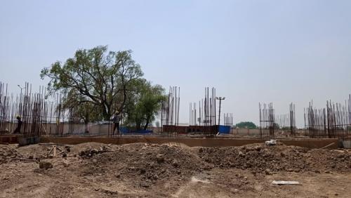 Hostel Block H4 – soil filling work Completed 22.06.2021.png