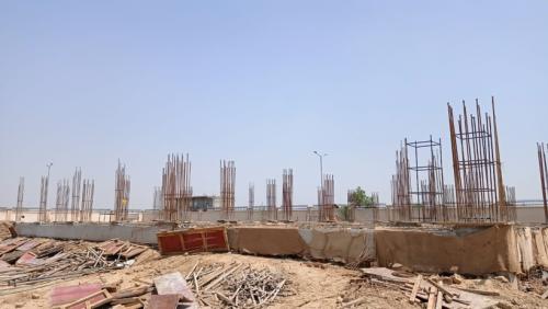 COMMUNITY CENTER – grade slab beam casting work in progress 22.06.2021.png