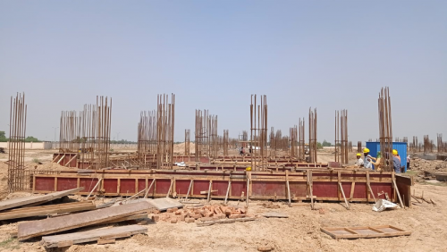 INCUBATION – soil filling work in completed 22.06.2021.png