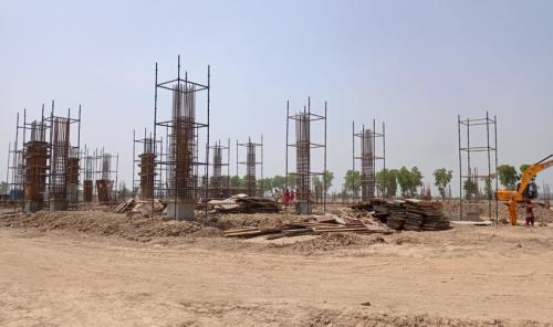 Dinning block –  Column casting  works in progress 22.06.2021.png