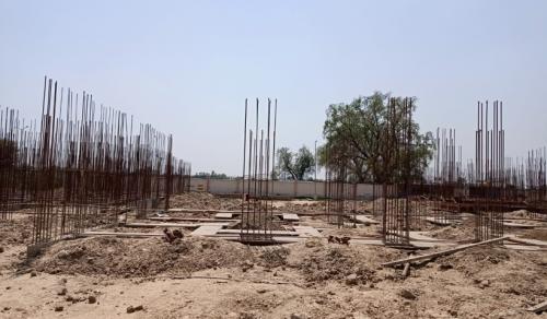 Hostel Block H2 – soil filling work completed 22.06.2021.png