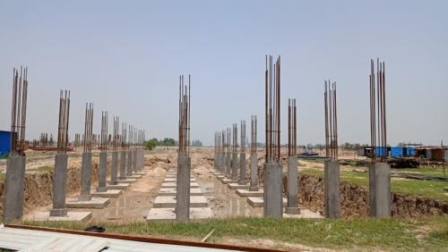 HVAC PLANT ROOM -  column casting works in completed 29.06.2021.png