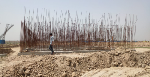 WATER TANK & Plant room  - shear wall casting work completed 29.06.2021.png