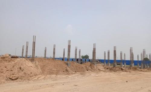 HVAC PLANT ROOM -  column casting works in completed 05.07.2021.jpg