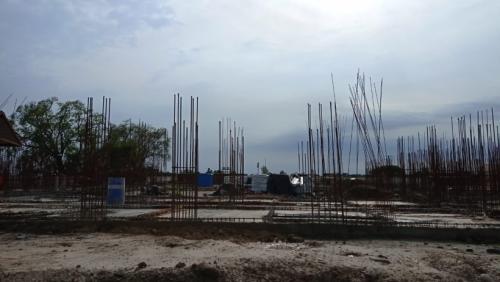 Hostel Block H4 – soil filling work Completed 13.07.2021.png