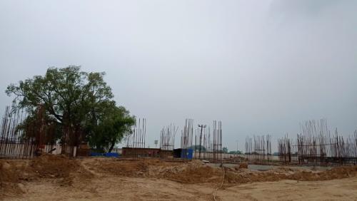 Hostel Block H4 – soil filling work Completed 20.07.2021.png