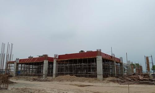 Dinning block –  Column casting  works in progress 20.07.2021.png