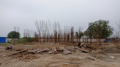 Hostel Block H1 – soil filling work completed 20.07.2021.png