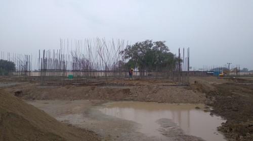 Hostel Block H3 – plinth beam casting work Completed 26.07.2021.jpg