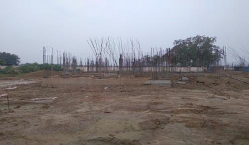 Hostel Block H1 – soil filling work completed 26.07.2021.jpg