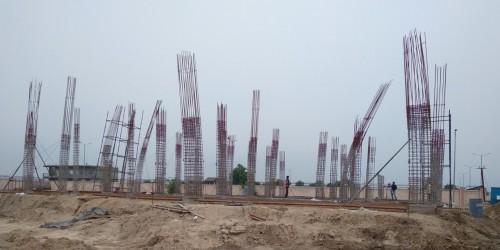 COMMUNITY CENTER – grade slab beam casting work in progress 09.08.2021.jpg