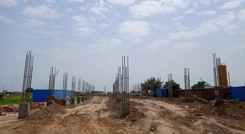 HVAC PLANT ROOM -  column casting works in completed 16.08.2021.png