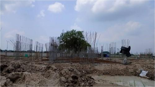Hostel Block H3 – plinth beam casting work Completed 23.08.2021.jpg