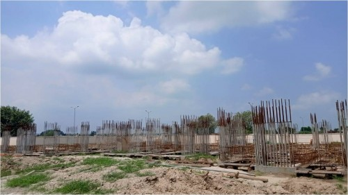 Non Teaching Staff Residence –  grade slab works in progress 23.08.2021.jpg