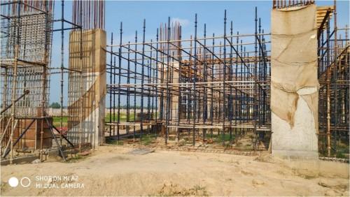 Faculty & Admin block – grade slab works in progress column casting work in progress 23.08.2021.jpg