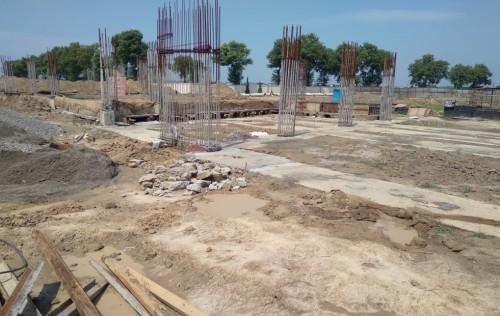 INCUBATION – soil filling work in progress plinth beam casting work in progress 09.09.2021.jpg
