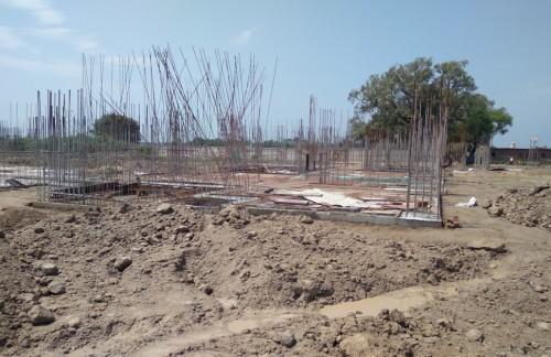 Hostel Block H3 – grade slab casting work Completed 09.09.2021.jpg