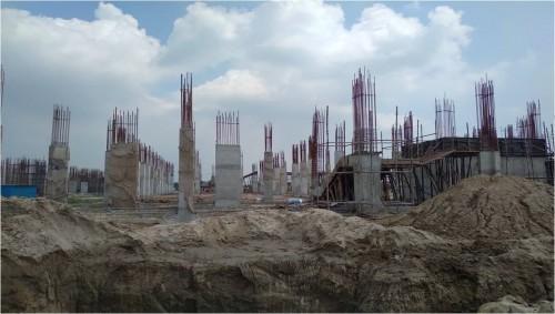 Academic block – 1st pit column casting  work in progress 20.09.2021.jpg
