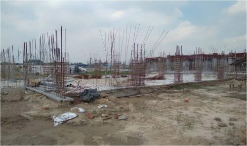 Hostel Block H6 - grade slab casting  work completed 20.09.2021.jpg