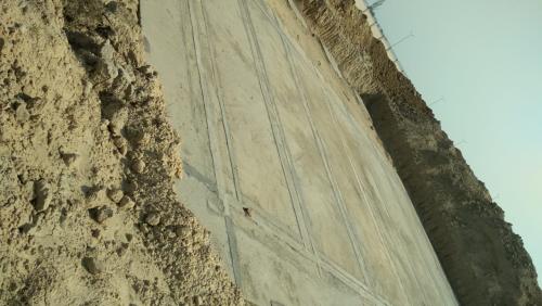 WATER TANK & Plant room  - Footing PCC work complete 23.02.2021