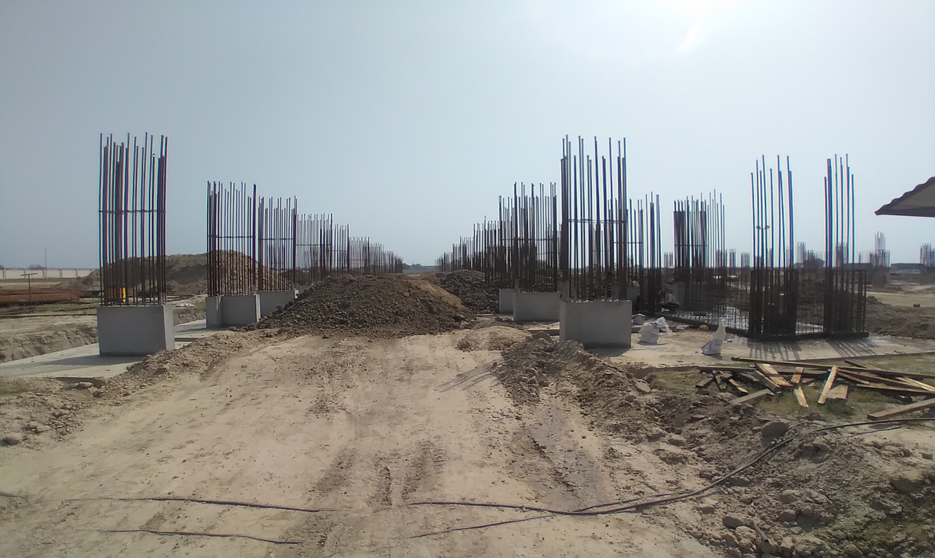 Faculty & Admin block –   column casting works in completed 30.03.2021
